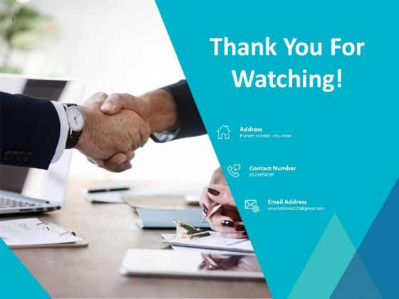 Thank You For Watching Software Plus Services Ppt Powerpoint Presentation Portfolio Display
