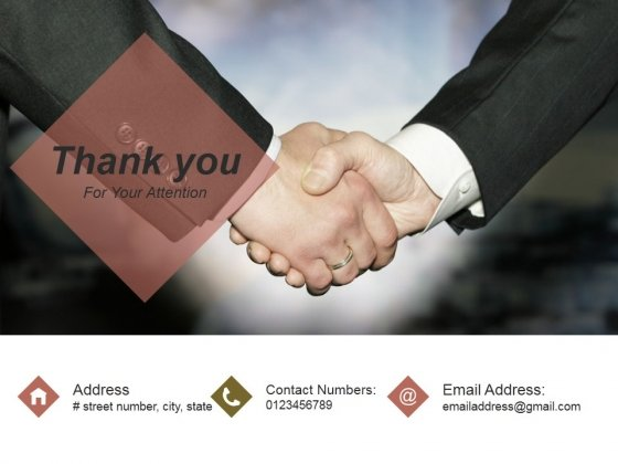Thank You For Your Attention Ppt PowerPoint Presentation Infographics