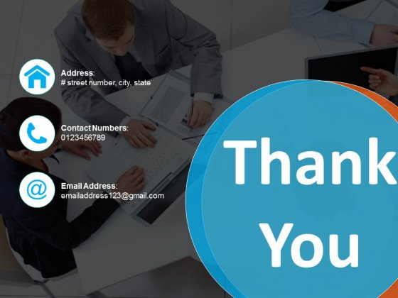 Thank You Free PowerPoint Template