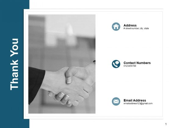 Thank You Human Resource Planning Ppt PowerPoint Presentation Styles Icons