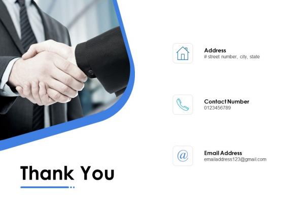 Thank You Industrial Marketing Ppt PowerPoint Presentation Portfolio Background