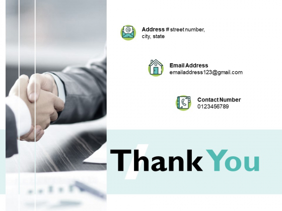 Thank You Manufacturings Deadly Sins Ppt PowerPoint Presentation Slides Background Images