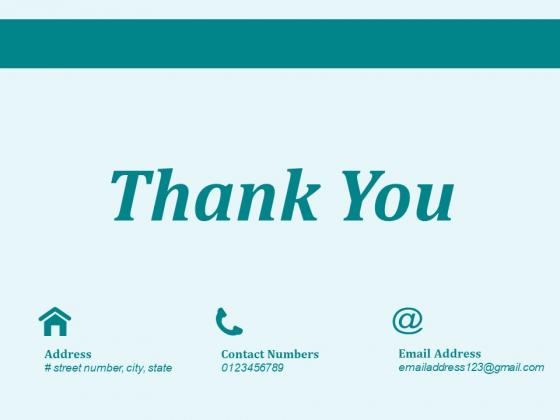 Thank You Market Workability Ppt PowerPoint Presentation Slides Templates