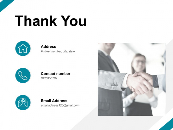 Thank You Monthly Corporate Analysis Ppt PowerPoint Presentation Icon Graphic Tips
