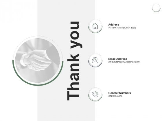 Thank You Online Business Overview Ppt PowerPoint Presentation Slides Example