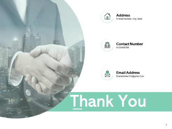 Thank You Opportunity Ppt PowerPoint Presentation Slides Example