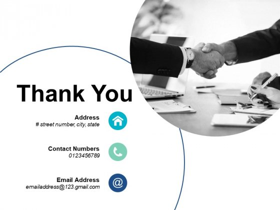 Thank You Performance Review Proces Ppt PowerPoint Presentation Gallery Example
