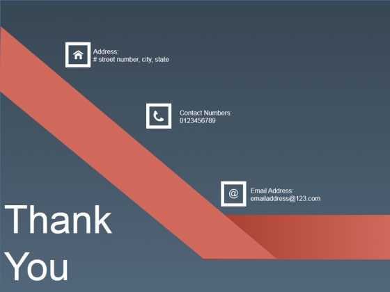Thank You Ppt PowerPoint Presentation File Template