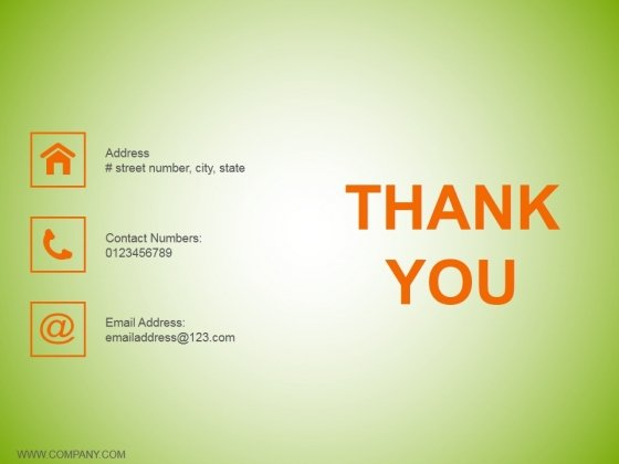 Thank You Ppt PowerPoint Presentation Gallery Guide