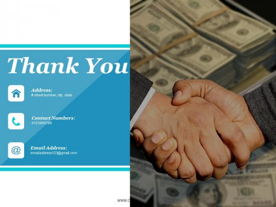 Thank You Ppt PowerPoint Presentation Gallery Layout