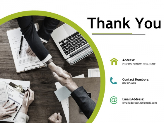 Thank You Ppt PowerPoint Presentation Gallery Styles