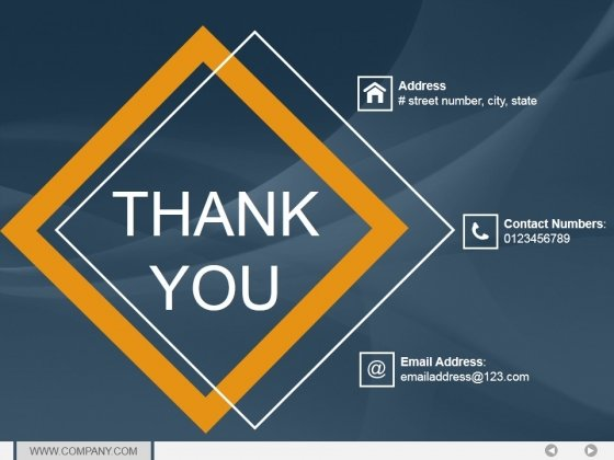 Thank You Ppt PowerPoint Presentation Guide
