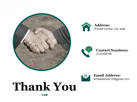 Thank You Ppt PowerPoint Presentation Icon Show