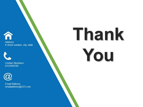 Thank You Ppt PowerPoint Presentation Icon Slide Portrait