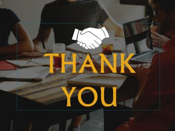 Thank You Ppt PowerPoint Presentation Icon Template