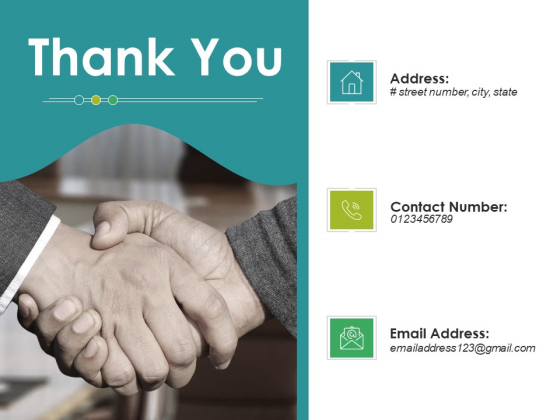 Thank You Ppt PowerPoint Presentation Icon Vector
