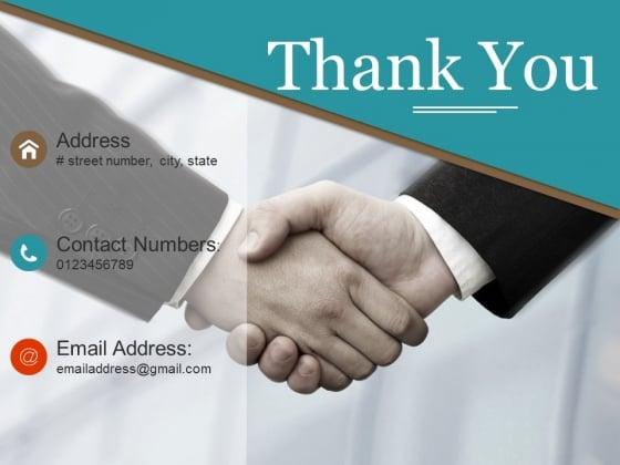 Thank You Ppt PowerPoint Presentation Ideas Portfolio