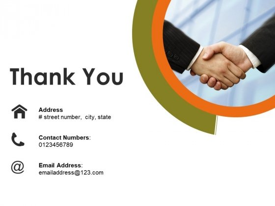 Thank You Ppt PowerPoint Presentation Ideas Vector