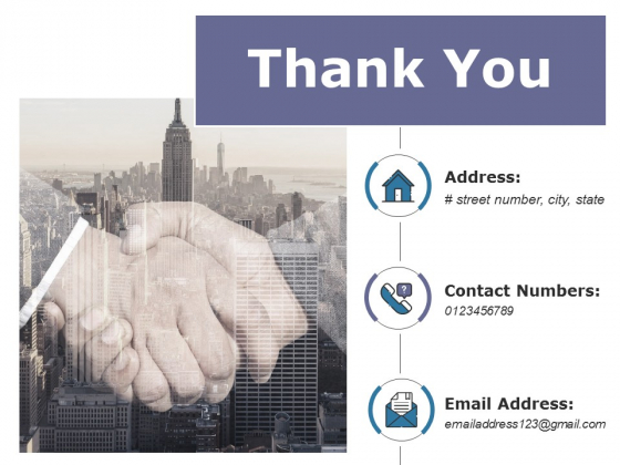 Thank You Ppt PowerPoint Presentation Infographic Template Skills