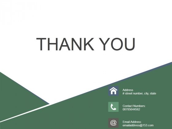 Thank You Ppt PowerPoint Presentation Infographics Example