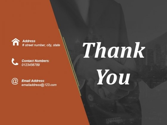 Thank You Ppt PowerPoint Presentation Infographics Example Topics