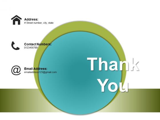 Thank You Ppt PowerPoint Presentation Infographics Files
