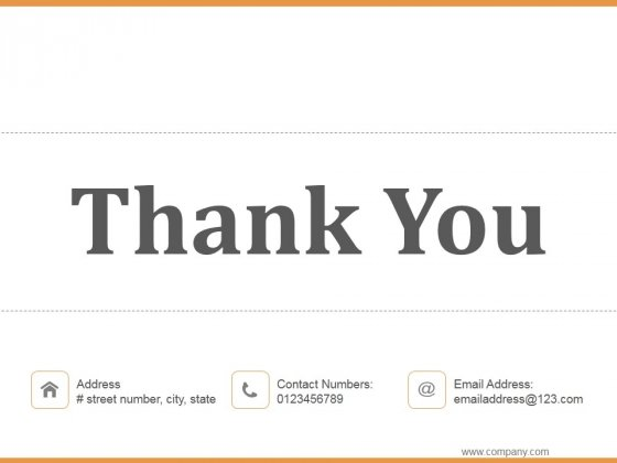 Thank You Ppt PowerPoint Presentation Infographics