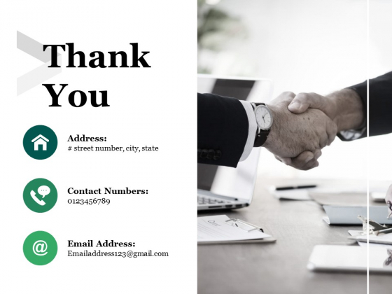 Thank You Ppt PowerPoint Presentation Infographics Templates