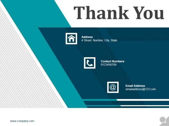 Thank You Ppt PowerPoint Presentation Introduction