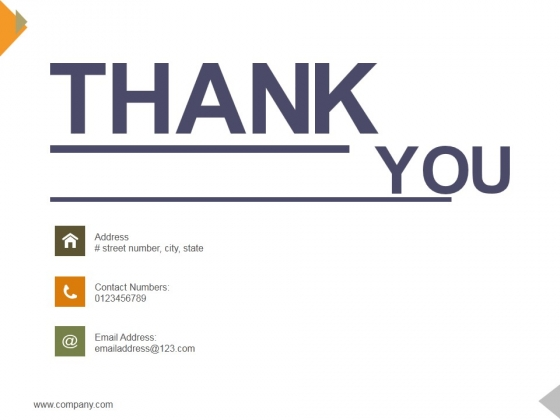 Thank You Ppt PowerPoint Presentation Model Demonstration
