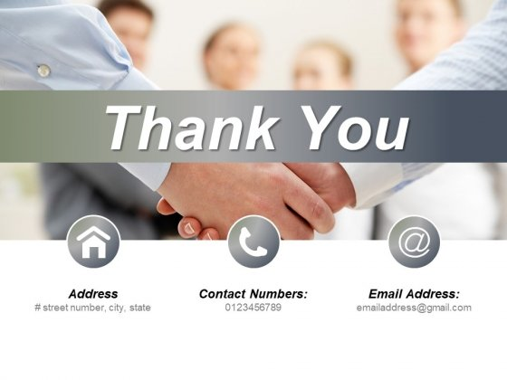Thank You Ppt PowerPoint Presentation Model Infographics