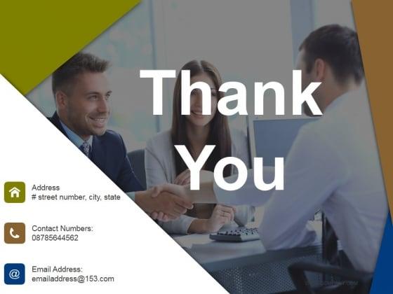 Thank You Ppt PowerPoint Presentation Model Maker