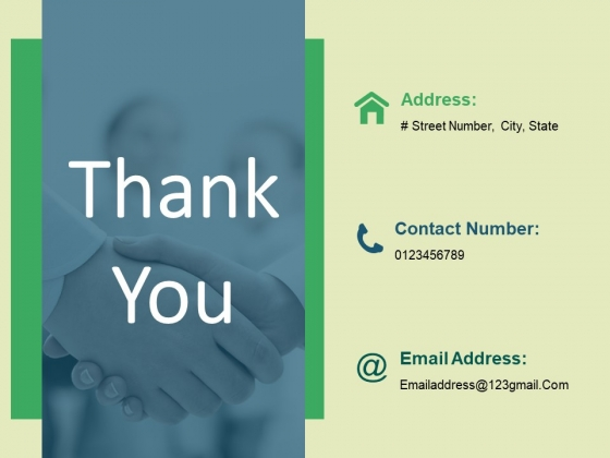 Thank You Ppt PowerPoint Presentation Model Mockup