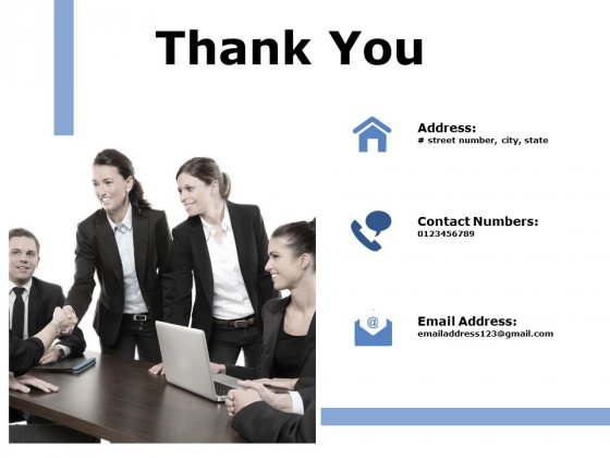 Thank You Ppt PowerPoint Presentation Model Structure