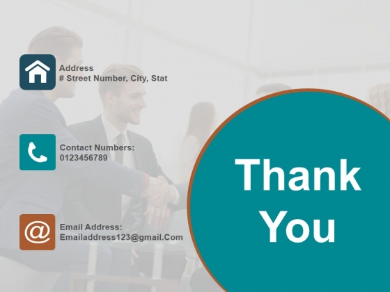 Thank You Ppt PowerPoint Presentation Outline Templates
