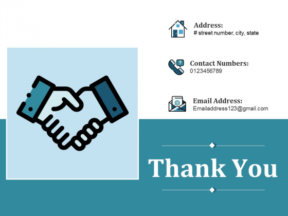 Thank You Ppt PowerPoint Presentation Outline Tips