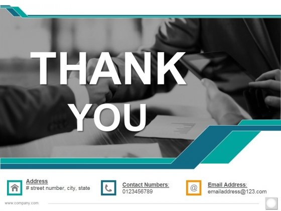 Thank You Ppt PowerPoint Presentation Pictures Elements