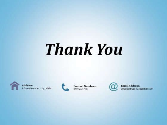 Thank You Ppt PowerPoint Presentation Pictures Example File