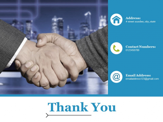 Thank You Ppt PowerPoint Presentation Pictures Format Ideas