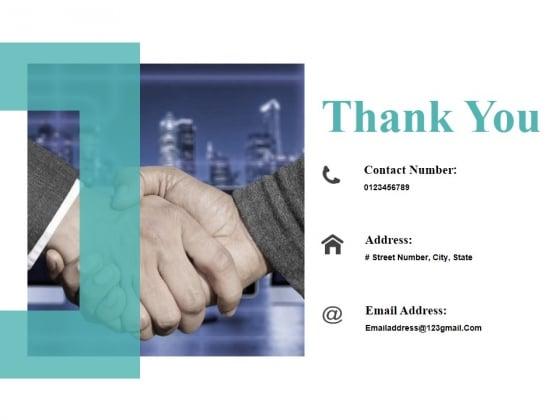 Thank You Ppt PowerPoint Presentation Portfolio Example Introduction
