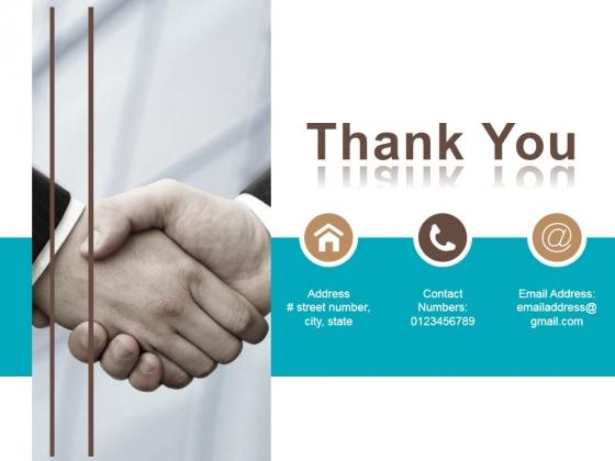 Thank You Ppt PowerPoint Presentation Portfolio Format