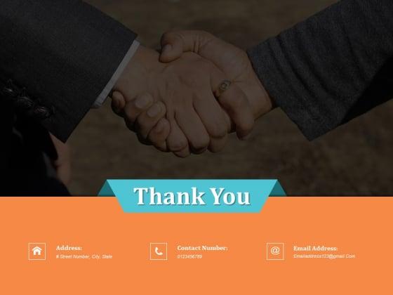 Thank You Ppt PowerPoint Presentation Portfolio Good