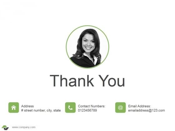 Thank You Ppt PowerPoint Presentation Portfolio Show