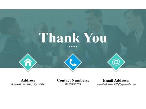 Thank You Ppt PowerPoint Presentation Portfolio Structure