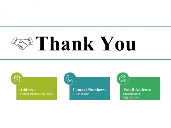 Thank You Ppt PowerPoint Presentation Portfolio Topics