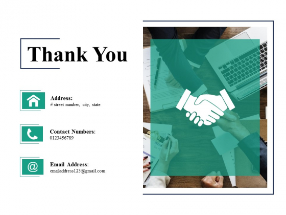 Thank You Ppt PowerPoint Presentation Show Slide