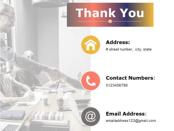 Thank You Ppt PowerPoint Presentation Show Smartart