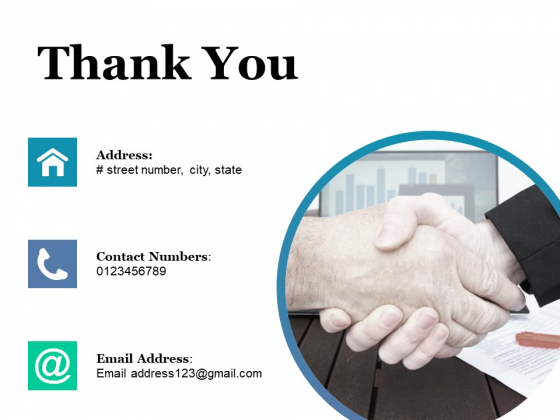 Thank You Ppt PowerPoint Presentation Slides Elements