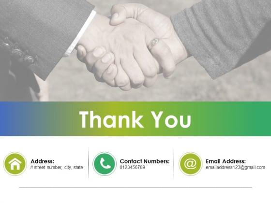 Thank You Ppt PowerPoint Presentation Slides Mockup