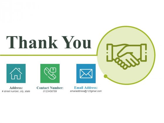 Thank You Ppt PowerPoint Presentation Styles Deck